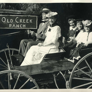 Welcome Wagon, Old Creek, CA0002